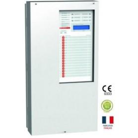 Centrale de désenfumage à LED et afficheur LCD