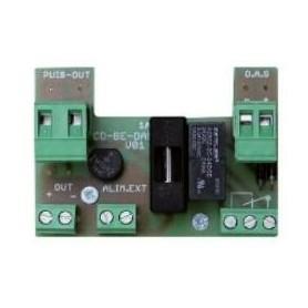 Module interface commande DAS à rupture (CDBEDAS-R)