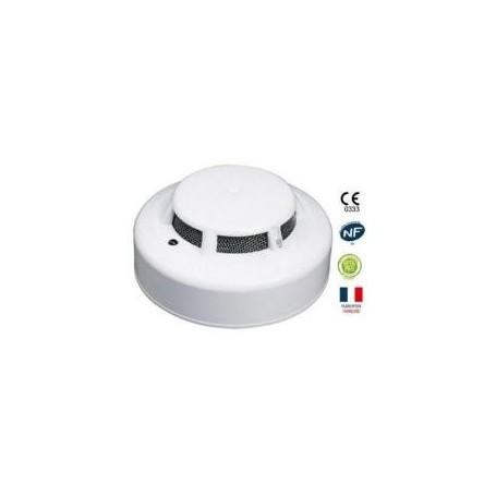 Détecteur Optique de fumée conventionnel (avec socle) (OX-8)