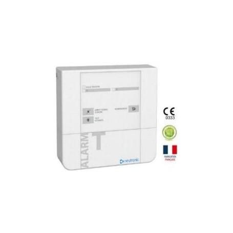 Alarme technique 2 zones gamme TESLA (ATT2)