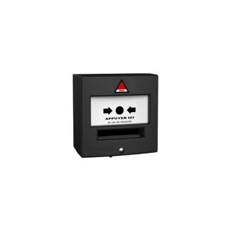 Type PPMS gamme TESLA radio étanche (4713N1C-RF)