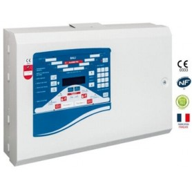 Alarme incendie CMSI de type 2a 8 Zones (BALI-8)