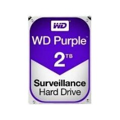 "Disque 2To 3,5"" Western Digital Purple (WD20PURZ)"
