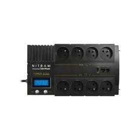 Onduleur NITRAM POWER BOXX 1200VA PB 1200 LCD