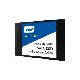 "Disque WD BLUE SSD 500G 2,5"" (WDS500G2B0A)"
