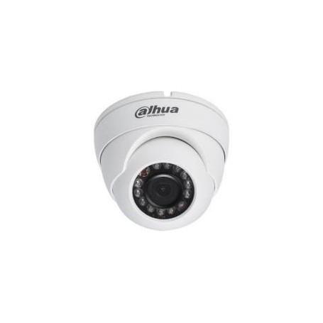 Caméra DAHUA mini dôme 2,8mm (HAC-HDW1200M-S3A)