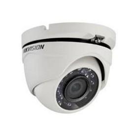 HKVISION HD Mini Dôme Focale-fixe 2,8mm 2MP (DS-2CE56D0T-IRMF)