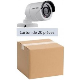 PACK HKVISION 20 Mini Tubes Focale-fixe 2,8mm 2MP (PACK20MT-HK)