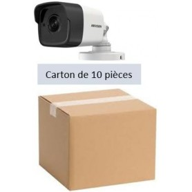 PACK HKVISION 10 Mini Tubes Focale-fixe 2,8mm 5MP (PACK10MT5MP-HK)
