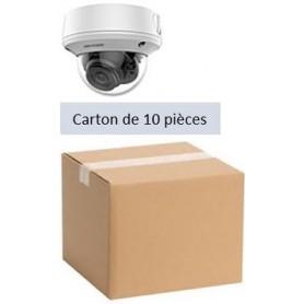 PACK HKVISION 10 Mini Dômes Vari-focale manuel 2,8mm 2MP (PACK10MDVFM-HK)