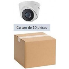 PACK HKVISION 10 Mini Dômes IP Focale fixe 2,8mm 4MP