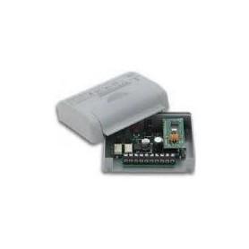 Mini récepteur 2 canaux (12/24 Vac-dc) (RQM504C2)