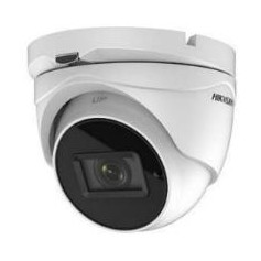 HKVISION HD POC Mini Dôme Vari-focale motorisée 2,7-13mm (DS-2CE56H0T-IT3ZE)