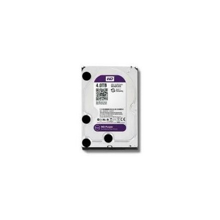 "Disque 4To 3,5"" purple Western digital (HDD4T-VIOLET)"