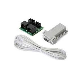 Interface double RS / RJ45 pour PowerMax (DUALRS)