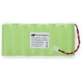Pack batteries NiMh 7,2V - 1,3Ah