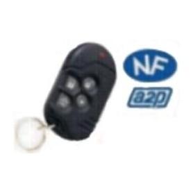 Télécommande mono directionnelle en porte-cléfs (KF234PG2NF)