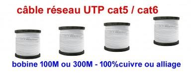 Câble réseaux Utp