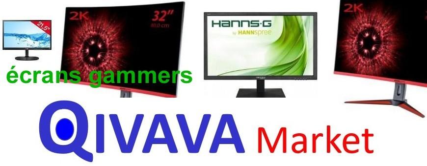 écrans gammers