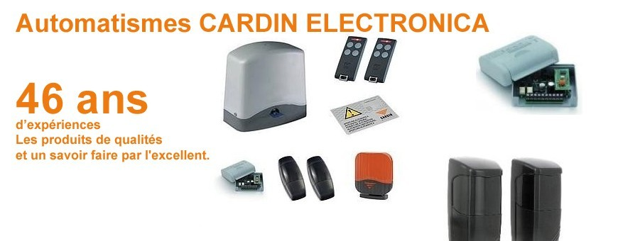 Automatismes Cardin Electronica