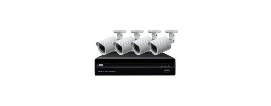 Packs IP 4 caméras