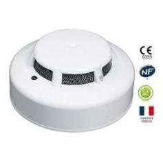 Détecteur Optique de fumée EN54-7 avec relais (OX-8R)