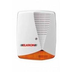 Elkron HPA700M - Sirène extérieure NFA2P avec flash