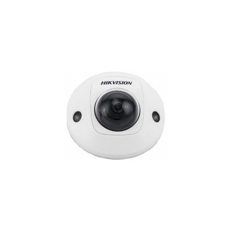 HKVISION IP POE Mini Dôme plat Focale-fixe 2,8mm 5MP