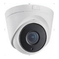 HKVISION IP POE WDR Dôme Vari-focale motorisée 2,7-12mm 4MP