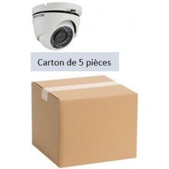 PACK HKVISION 5 Mini Dôme Focale-fixe 2,8mm 2MP (PACK5MD-HK)