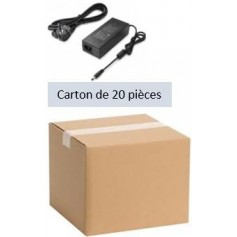 Pack 20 Alimentations 12Volts - 2A (PACK20ALIM-12V-2A)