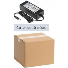 Pack 10 Alimentations 12Volts - 5A (PACK10ALIM-12V-5A)