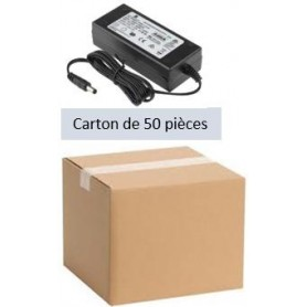 Pack 50 Alimentations 12Volts - 5A (PACK50ALIM-12V-5A)