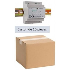 PACK 10 Alimentations modulaire SN60-24