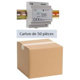 PACK 50 Alimentations modulaire SN60-24