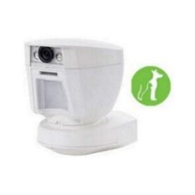 Détecteur extérieur PIR à miroir PG2 (avec caméra intégré)