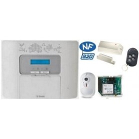 Kit PowerMaster 30 G2 Homologué NFa2p (KPM30PG2 RealAlarmNF)