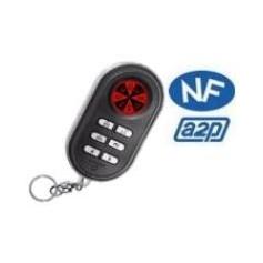 Télécommande bi-directionnelle 6 boutons avec afficheur LCD (MCT237/8)
