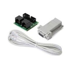 Interface double RS / RJ45 pour PowerMax (DUALRS)