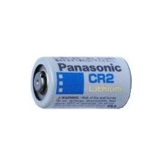 Pile lithium CR2 - 3V PANASONIC (CR2)