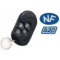 Télécommande mono directionnelle en porte-cléfs