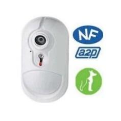 Détecteur de mouvement PG2 (avec caméra intégrée) (NEXTCAMK9PG2NF)