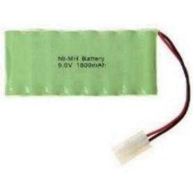 Pack batterie NiMH 9,6V - 1800 mAh (BATPMAXPRO)